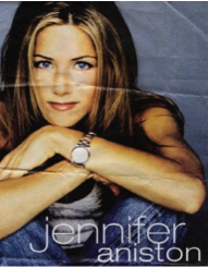 Jennifer Anniston Rolex Air King Picture Perfect