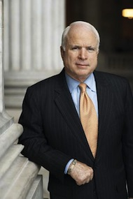 John McCain Rolex Air King