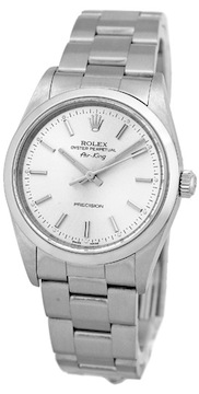 Rolex Air King Mens Stainless Steel Ref. 14000M