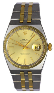 Men's Oysterquartz Datejust Ref. 17013