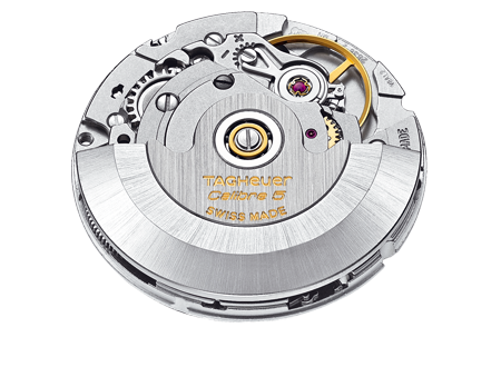 TAG Heuer Calibre 5 Movement