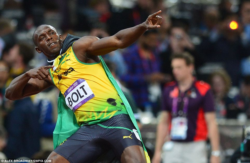 Yohan Blake Sports Richard Mille Alongside Usain Bolt ...