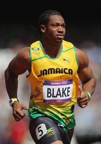 Yohan Blake Watch