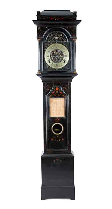 Harrison Clock (Image from Antiques Trade Gazette)