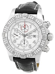 Gent's Stainless Steel Breitling