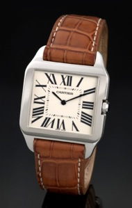 cartier santos  santos history  prices