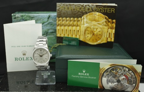 Box and Papers Rolex 14000