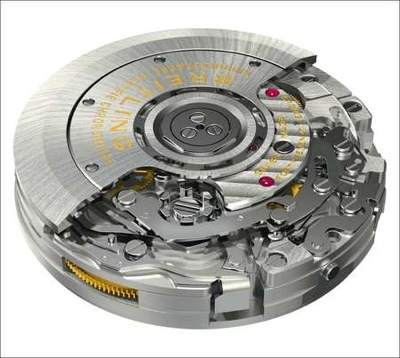 Breitling-B01-movement