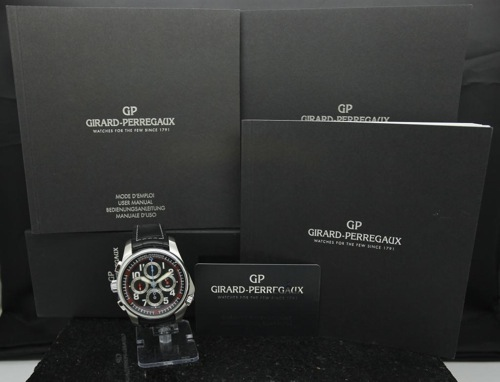 Girard Perregaux Box & Papers