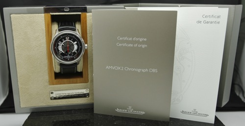 JLC AMVOX2 Box & Papers