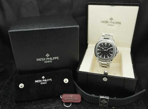Patek Aquanaut 50651A Box & Papers