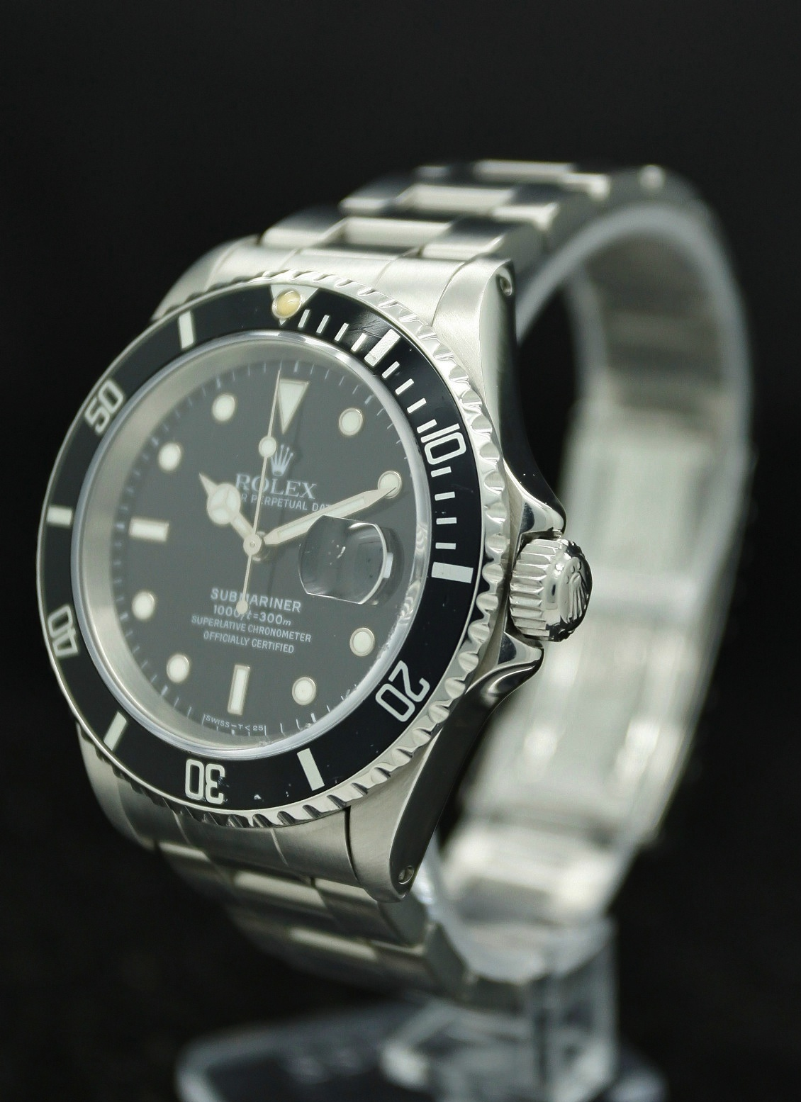 how to spot a real rolex watch