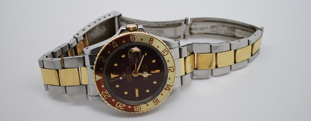 Rolex Two-Tone Band