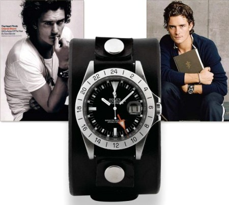 Orlando Bloom Explorer 2 'Steve McQueen'