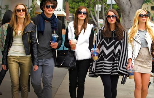 "The Casted ""Bling Ring"" in Sophia Coppola's Feature Film"