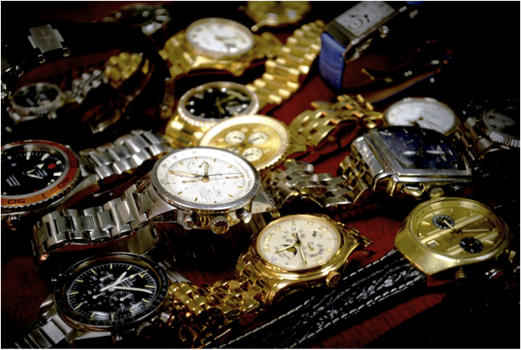 Crown & Caliber watches