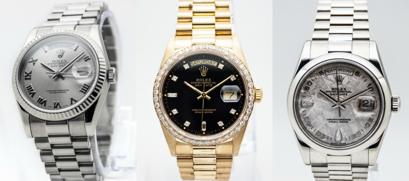 Rolex Day Date Prices