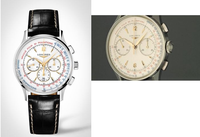 Longines Pulsometers
