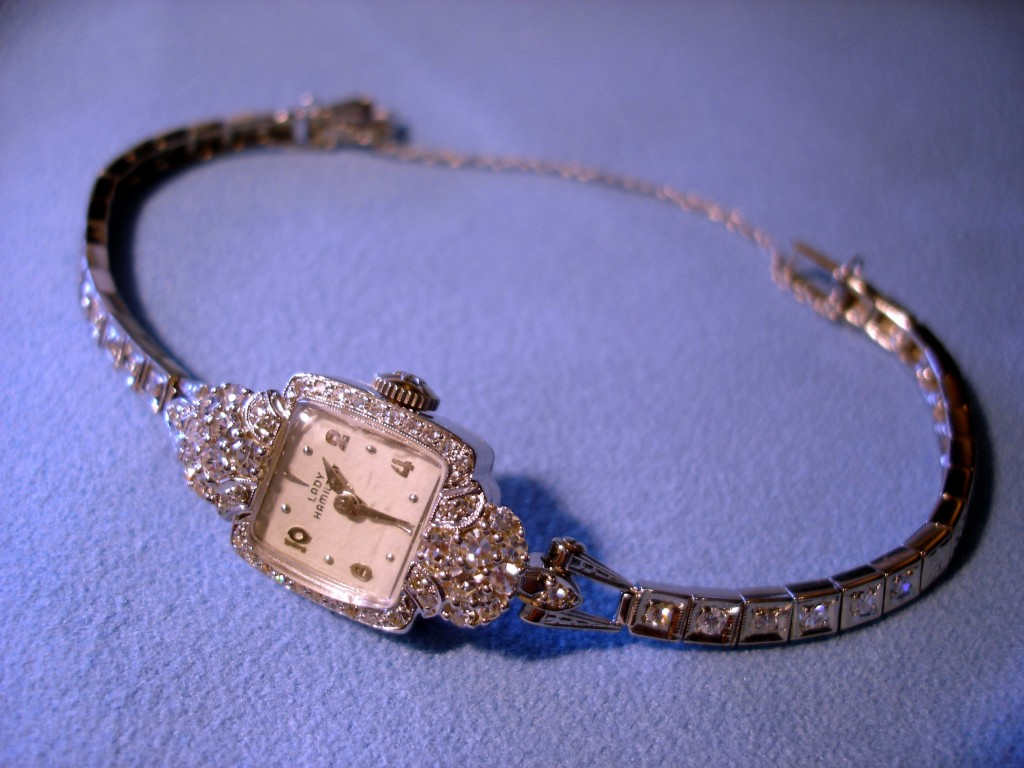 Elizabeth Doerr - Sentimental Hamilton Watch