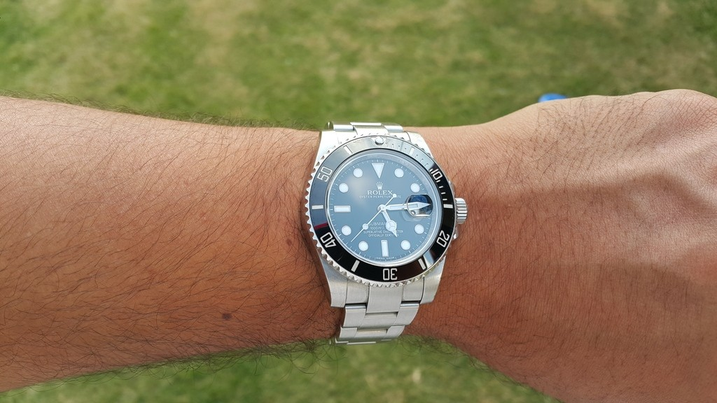 forum rolex submariner,Some wrist shots.