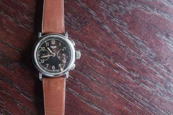 German-Air-Force-Heuer-Watch