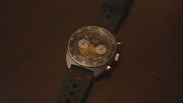 Parnelli-Jones-Racing-Heuer-Watch